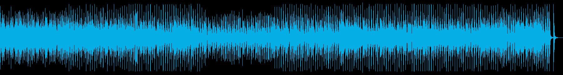 散歩。ポップス_3の再生済みの波形