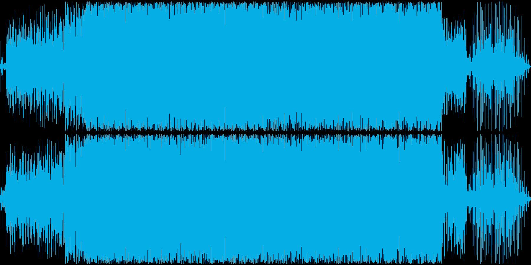 Furious feat. Campanella & KID FRESINOの再生済みの波形