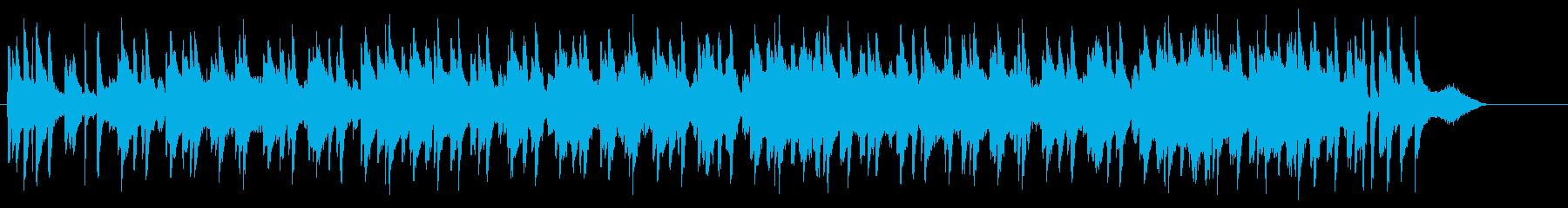 ゆっくりと時間が流れる大人のジャズの再生済みの波形