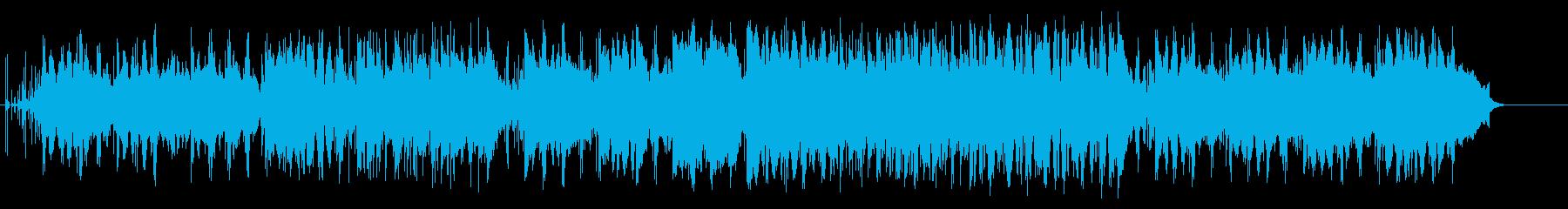 3連のノリが小粋なアダルトなフュージョンの再生済みの波形