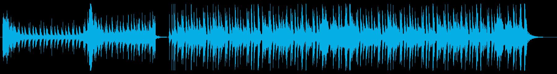 夏 爽やか ハウス メロ無60秒版の再生済みの波形