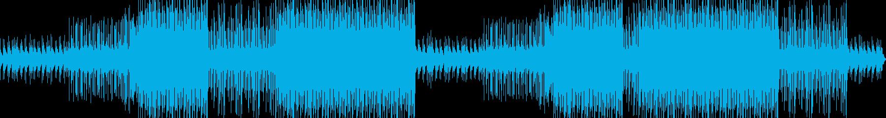 バブリー感とヒップホップの融合の再生済みの波形