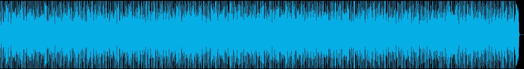 爽やかでキラキラ感のあるバラードBGMの再生済みの波形