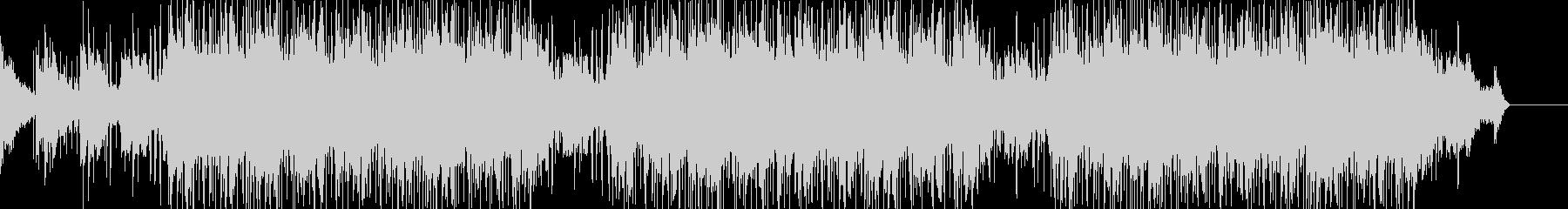 ジャズ風のビブラフォン、孤独なトラ...の未再生の波形
