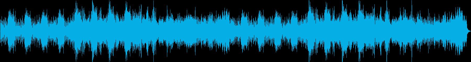 ファンタジーなRPG 空を飛ぶの再生済みの波形