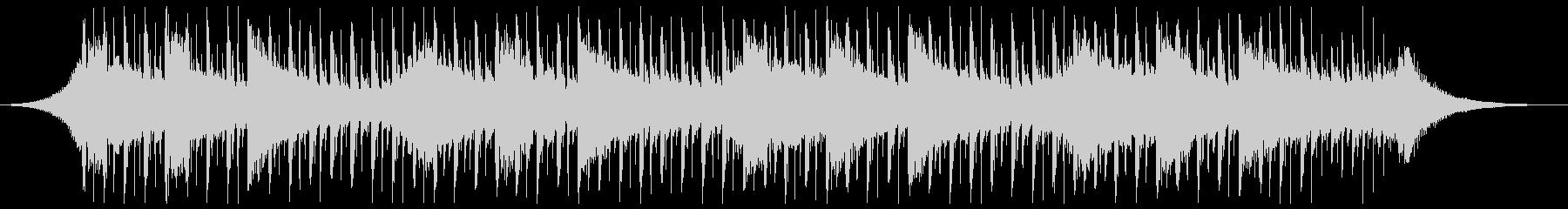説明(40秒)の未再生の波形