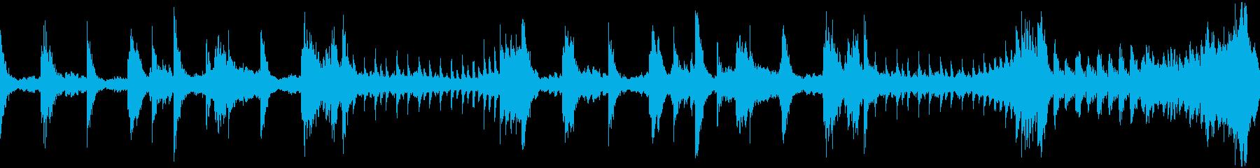 ボス前 緊張感 時間制限 ループの再生済みの波形
