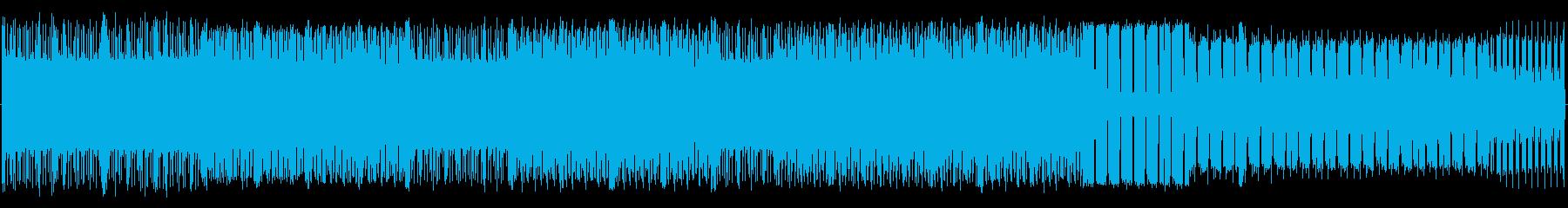 サイエンスフィクション音楽。オリエ...の再生済みの波形