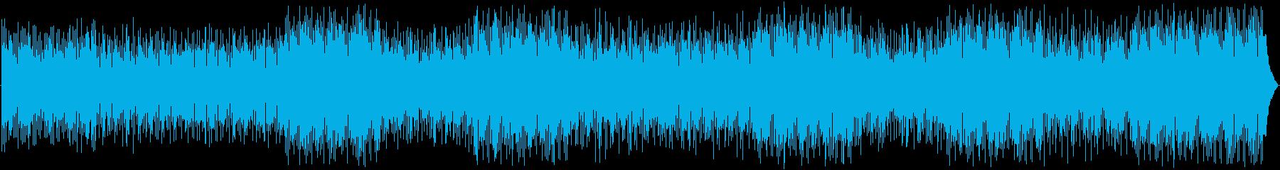 エレクトリックギターとピアノのメロ...の再生済みの波形