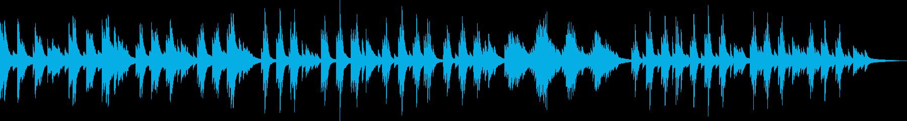 平凡な日常(優しい・バラード・落ち着く)の再生済みの波形