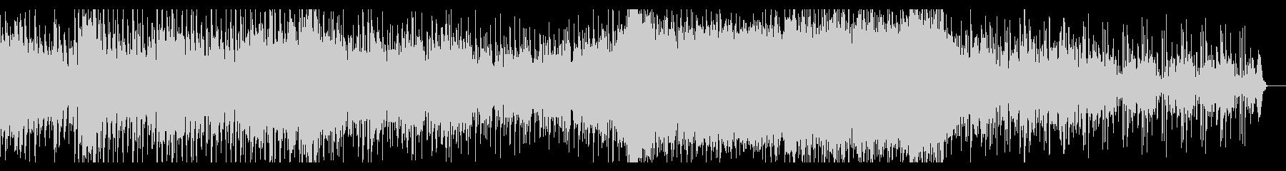重低音うなるムービートレーラーの未再生の波形