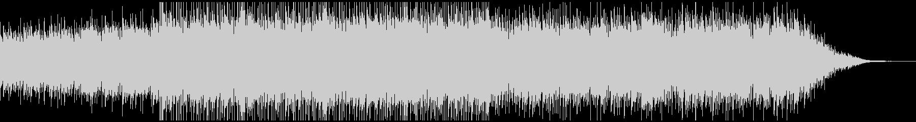 ピアノがきらきら綺麗なBGM2−2の未再生の波形