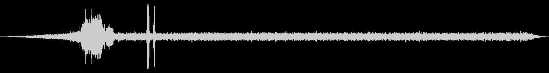 スクールバス:Ext:リバースアッ...の未再生の波形