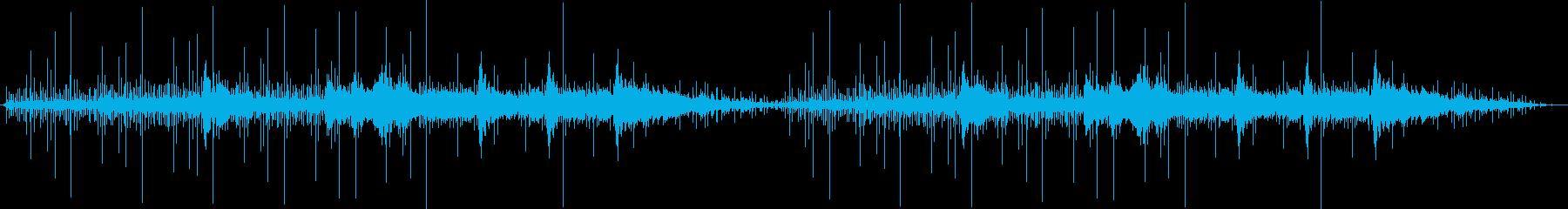 ニューエイジ研究所きらめく神秘的な...の再生済みの波形