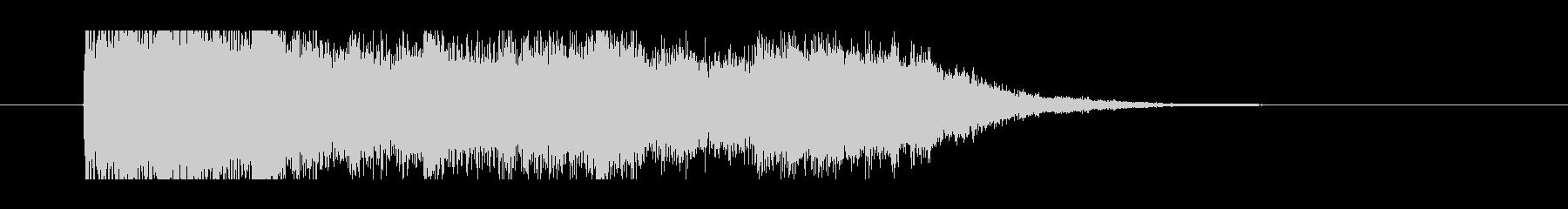 チェロのジングル(AbM7)の未再生の波形