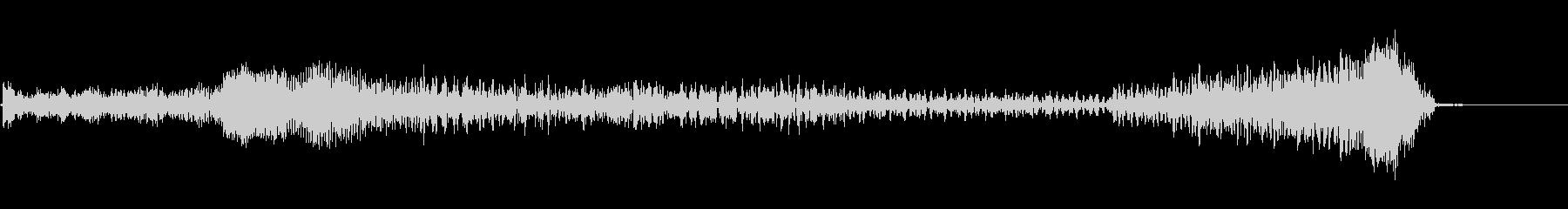 エレクトリックベース:ロング・スケ...の未再生の波形
