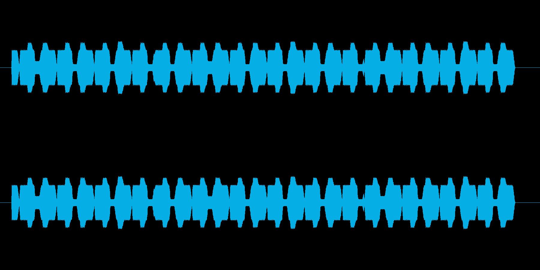 ライフゲージの再生済みの波形