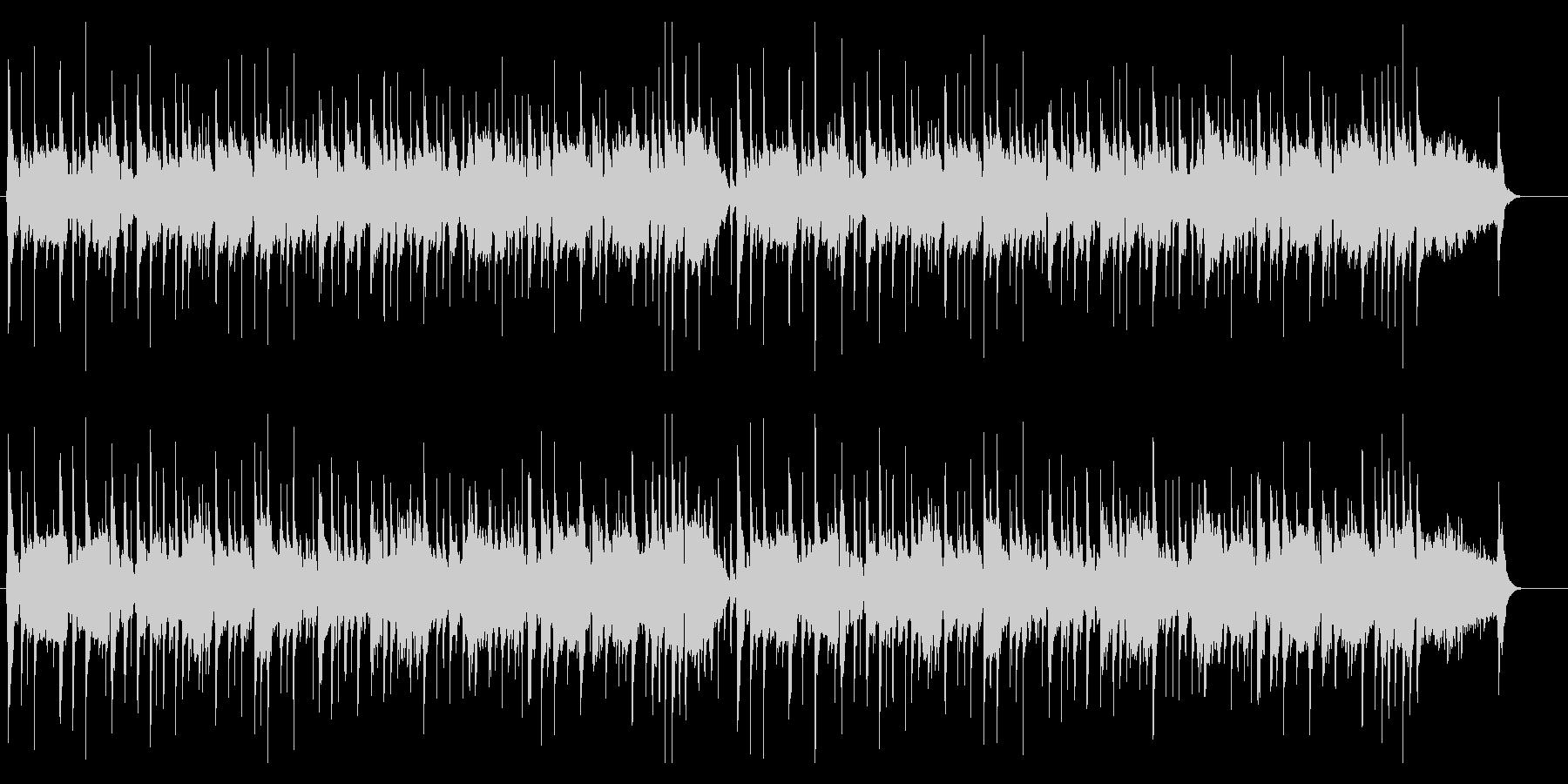 尺八・箏・三味線の純和風さくらさくら(長の未再生の波形