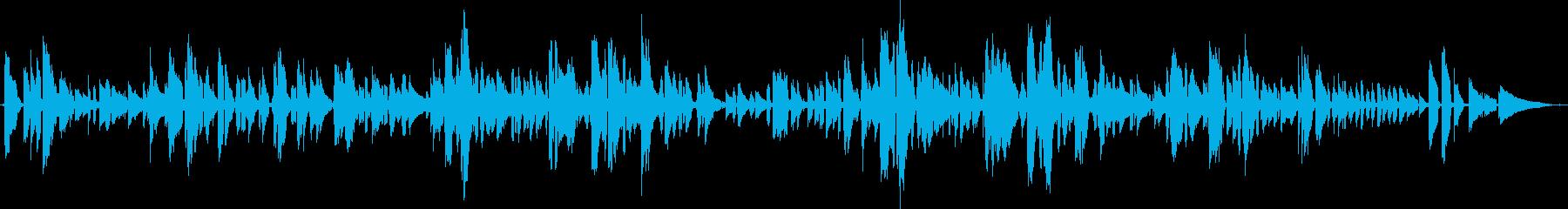 vo.とgt.デュオ しっとりした歌の再生済みの波形