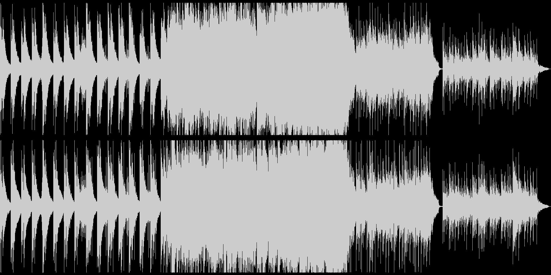 物悲しい・美しい/ゲーム系BGM/M1の未再生の波形