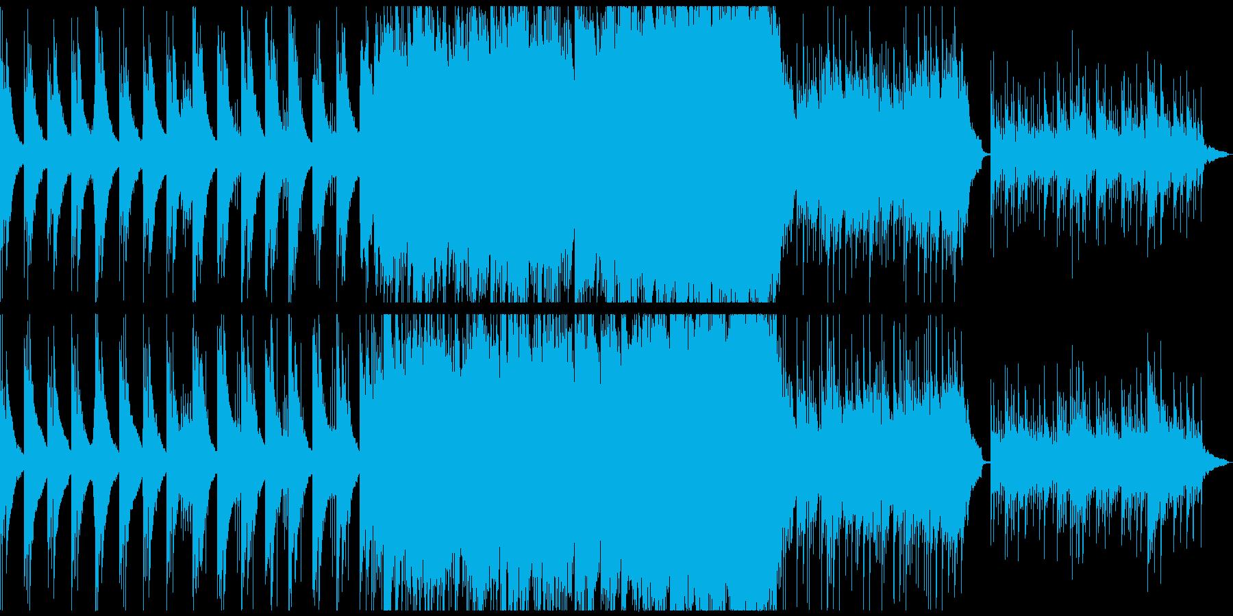 物悲しい・美しい/ゲーム系BGM/M1の再生済みの波形
