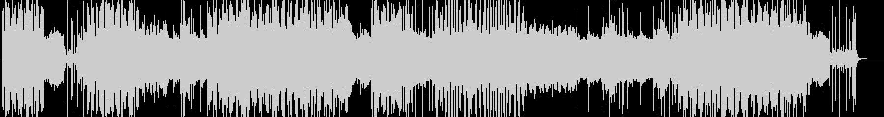 「HR/HM」「METAL」BGM226の未再生の波形
