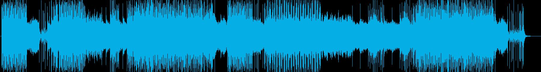 「HR/HM」「METAL」BGM226の再生済みの波形
