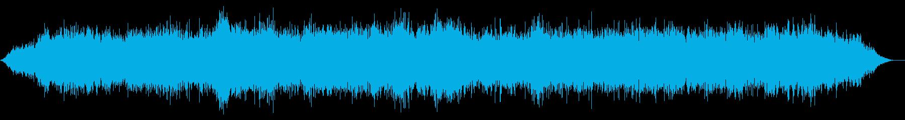 【ダークアンビエント】シーンBGM_03の再生済みの波形