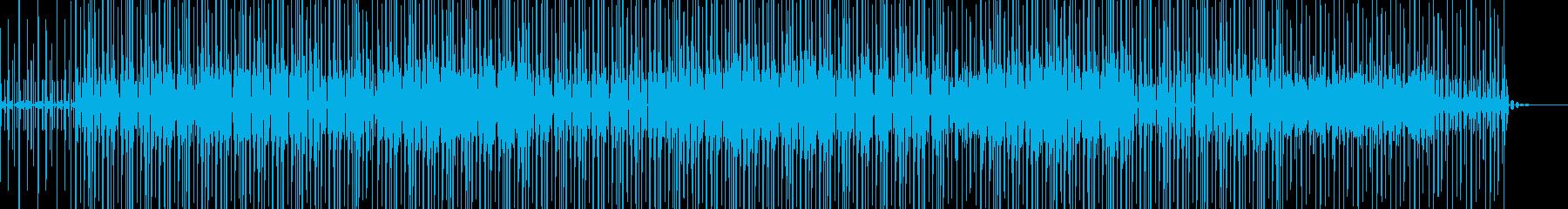 ヒップホップ楽器。驚異的な、そして...の再生済みの波形