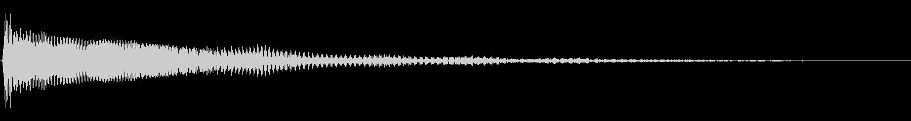 METALLIC STRING P...の未再生の波形