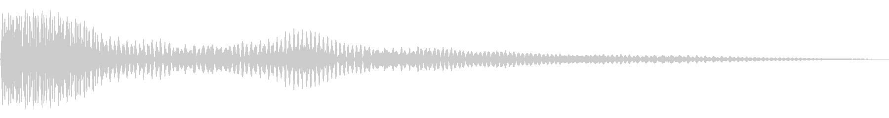 プン(01_クリック_02)の未再生の波形
