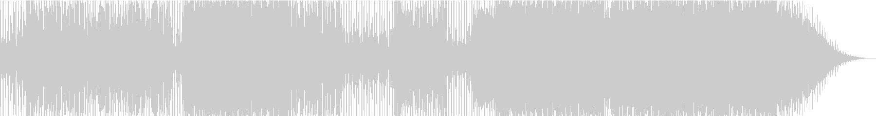 SWAPの未再生の波形