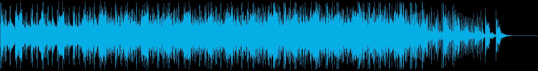 「ノスタルジー」「郷愁」を意識した楽曲の再生済みの波形
