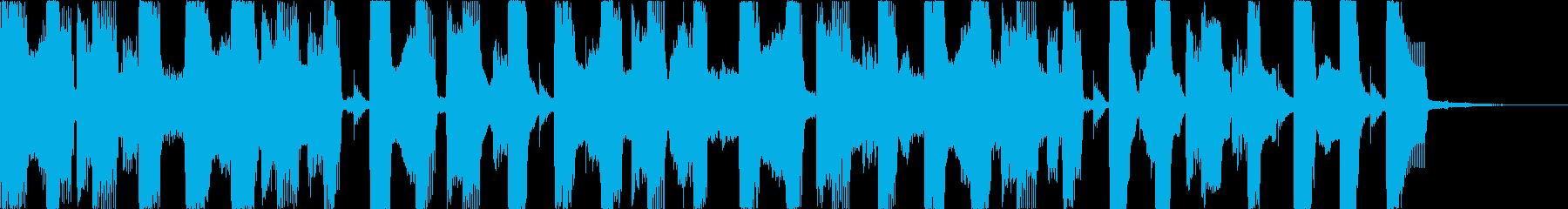 8bit、ファミコンサウンド、かわいいの再生済みの波形