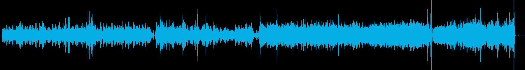 Naku Naruの再生済みの波形