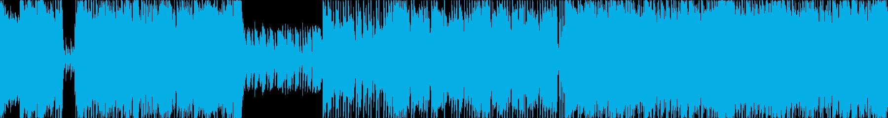 爽やかに広がるイメージのPop Rockの再生済みの波形