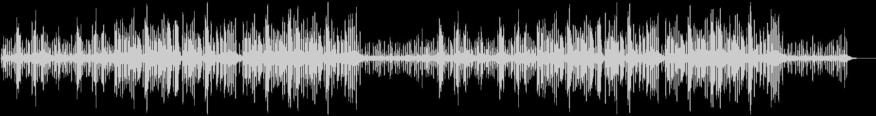 リコーダーの元気で可愛い曲1_ロングの未再生の波形