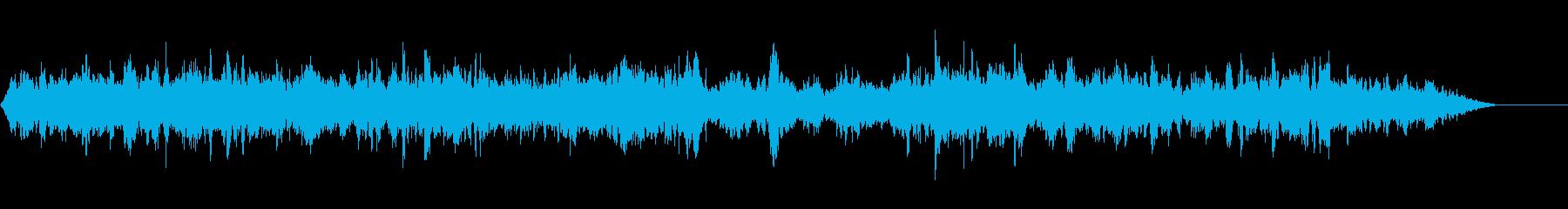 にぎわい-アニメーション-スペイン2の再生済みの波形