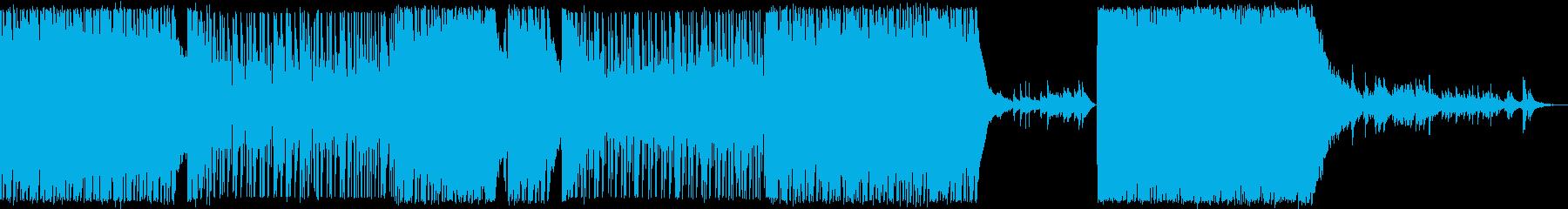 ポップロック楽器。やる気を起こさせ...の再生済みの波形