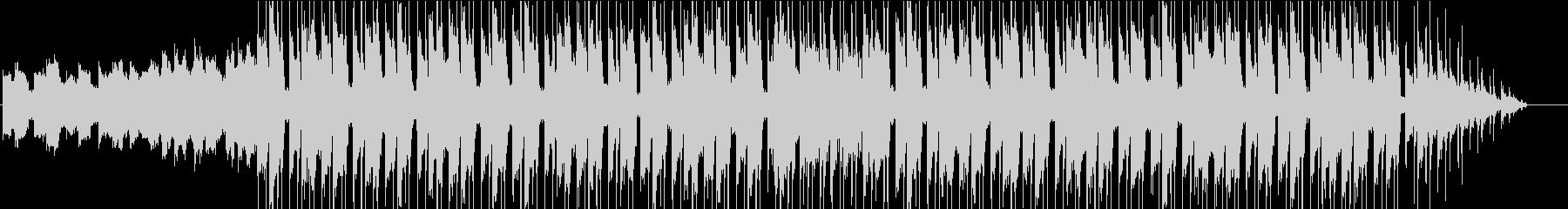 SFっぽいエレクトロニカの未再生の波形