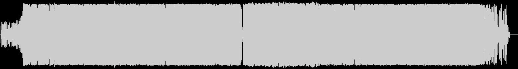 ブレイクビーツ テクノ ハードコア...の未再生の波形