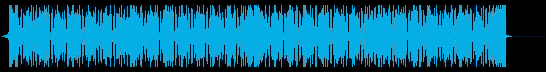 爽快・Kawaiiフューチャーベース dの再生済みの波形