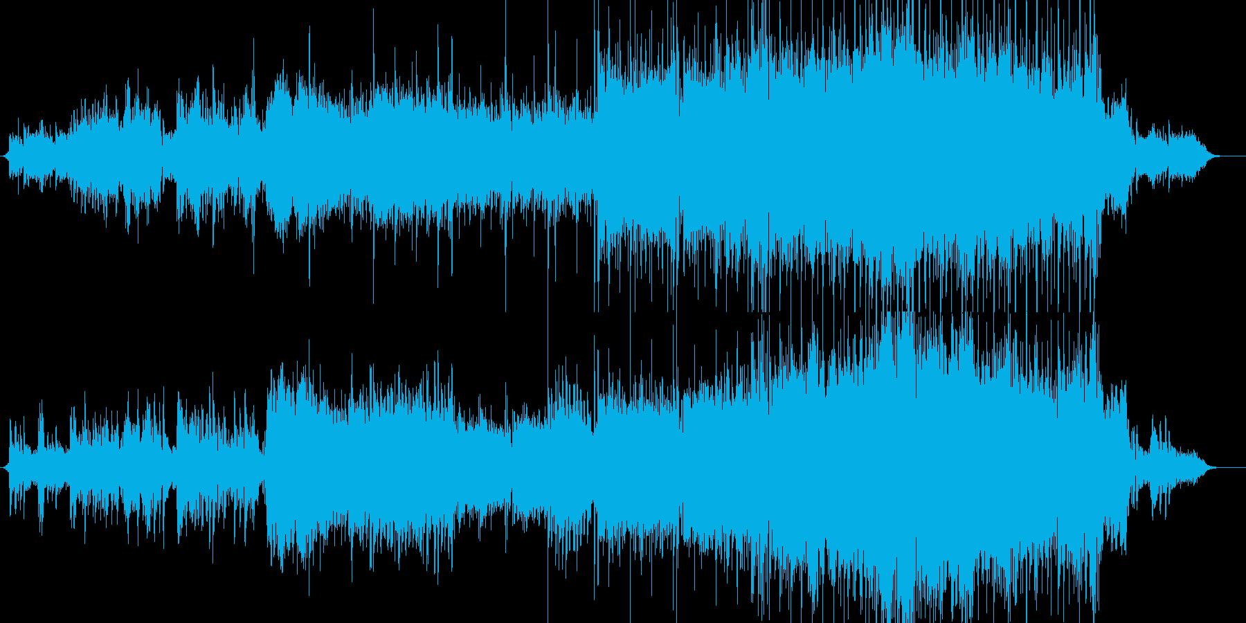 スカボロー・フェアの民族調アレンジです。の再生済みの波形