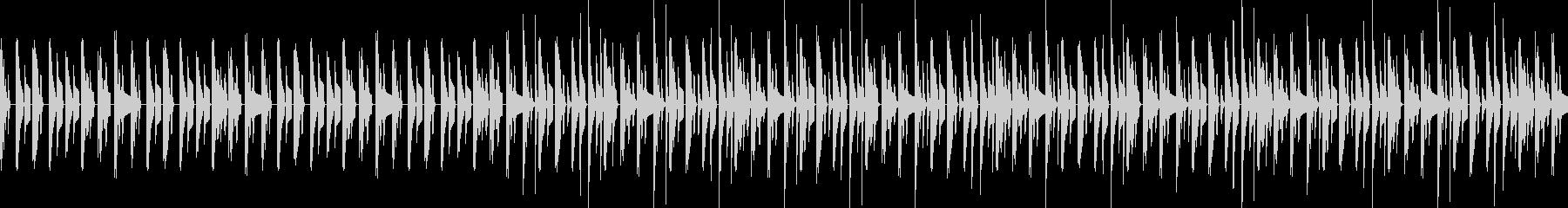 (Loop)メロディがやまびこポップスの未再生の波形