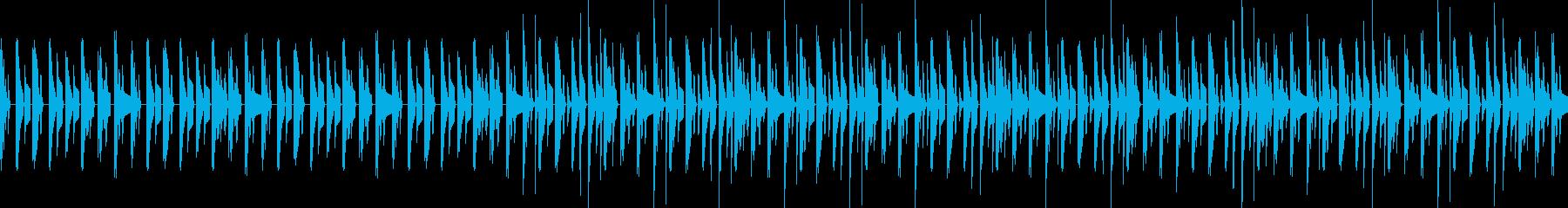 (Loop)メロディがやまびこポップスの再生済みの波形
