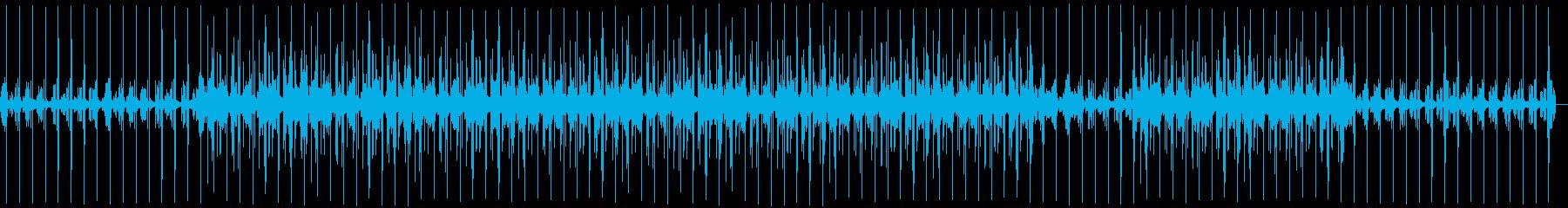 一途で切ないR&Bバラードの再生済みの波形
