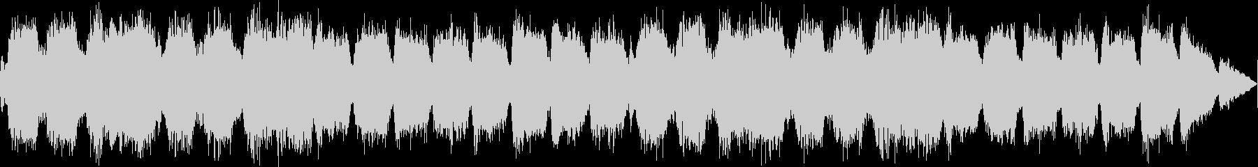 厳かな雰囲気のファンタジーコーラスBGMの未再生の波形