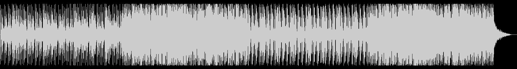 メロディック・プログレッシブ・ハウス01の未再生の波形