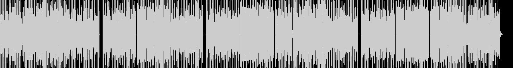 不思議な雰囲気のLofi Beatsの未再生の波形