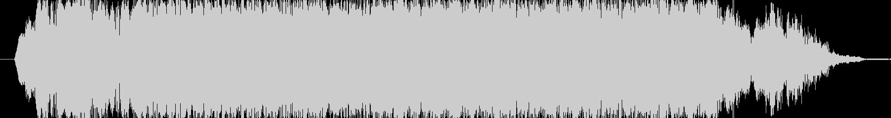 エレクトロ 交響曲 モダン 室内楽...の未再生の波形